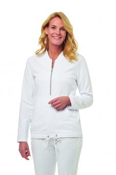 Damen Sweatshirt Leiber 08/2750, 50/50 Mischgewebe, langarm