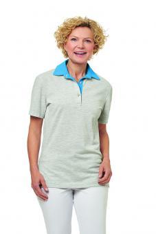 Poloshirt für Damen und Herren Leiber 08/2741, 50/50 Mischgewebe, in 2 Farbvarianten