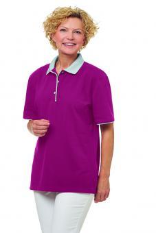 Poloshirt für Damen und Herren Leiber 08/2742, 50/50 Mischgewebe, in 4 Farbvarianten
