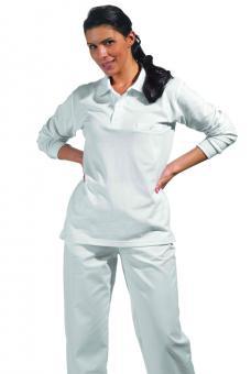 Polo Shirt Leiber 08/841, langarm, 50/50 Mischgewebe, in 8 Farben