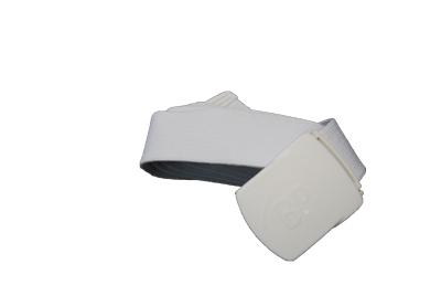 Gürtel BP 1080, 2 Größen, waschbar, weiß