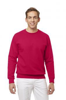 Sweatshirt für Damen und Herren Leiber 10/882, Mischgewebe, in 8 Farben