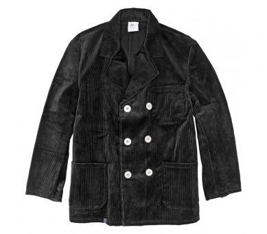 Jacke ZUNFT DRESS, Kübler 1249-3595, 85/15 BW/PE, schwarz