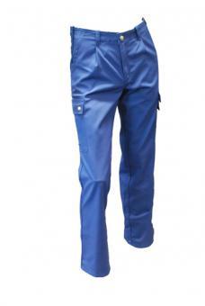 Arbeitshose BP 1477, Cotton Plus, 65/35 BW/PE, 7 Farben, 2 Längen dunkelblau | 56 | 65% Baumwolle / 35% Polyester