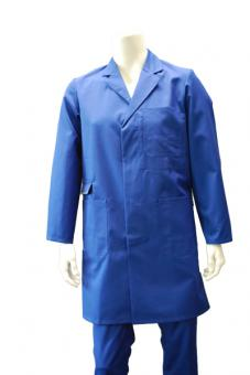 Arbeitsmantel BP 1603, Work & Wash uni, Mischgewebe, 2 Farben