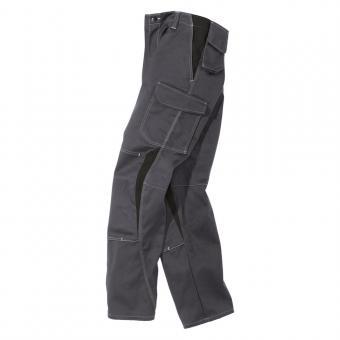 Hose IMAGE DRESS new design, Kübler 2346-3411, Mischgewebe, 10 Farben anthrazit/schwarz | 52 | 65% Baumwolle, 35% Polyester