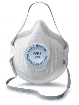 Atemschutzmaske Moldex FFP3 NR D 255501 mit Ventil (20er-Packung kein Anbruch)
