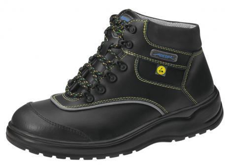 Stiefel ABEBA 31853, schwarz ESD, S3