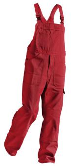 Latzhose QUALITY DRESS, Kübler 3651-1314, 100% Baumwolle, 8 Farben