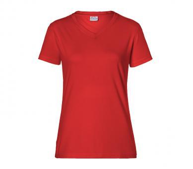 T-Shirt Damen Kübler 5024-6238, 50/50 BW/PE, 8 Farben