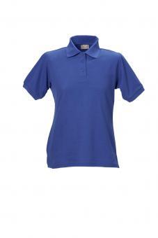 Damen Poloshirt FaPak 1305, 50/50 Mischgewebe, 17 Farben royalblau / royal blue   XL