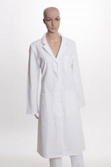 Damenmantel BP 1699 100% Baumwolle oder Mischgewebe, Druckknöpfe