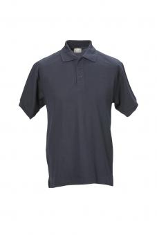 Unisex Poloshirt FaPak 1300, 50/50 Mischgewebe, 17 Farben marine / navy | XL