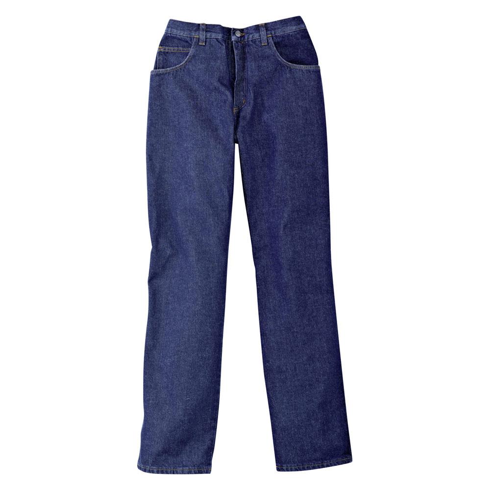 98deabe046 Hose Denim Kübler 2486-1571, Baumwoll-Stretch, dunkelblau