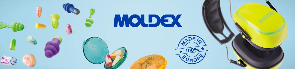 Banner - Moldex Gehörschutz